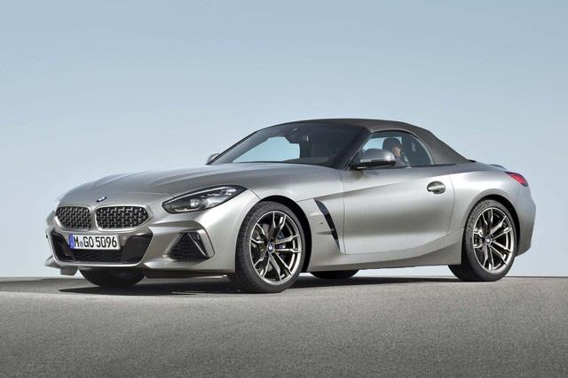 'Xe chơi' BMW Z4 2020 chính hãng chào nhà giàu Việt với giá khoảng hơn 3 tỷ đồng - Ảnh 7.