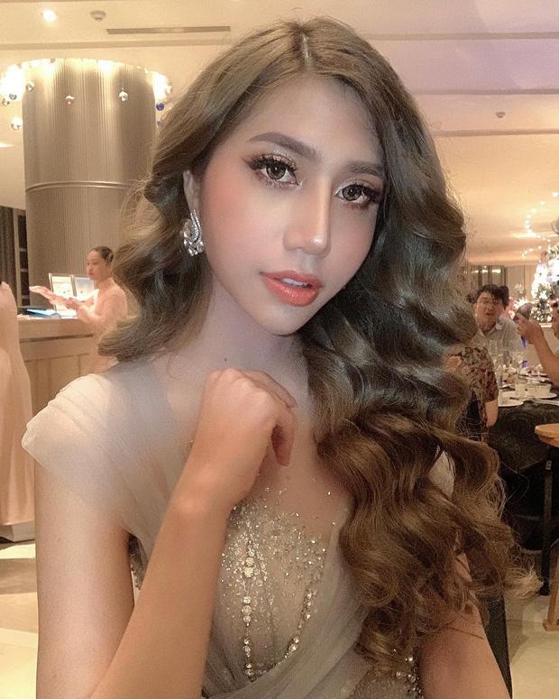 'Chị em sinh đôi' của Lynk Lee: Là beauty blogger chuyển giới xinh đẹp, thần thái sang chảnh miễn bàn - ảnh 7