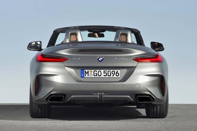 'Xe chơi' BMW Z4 2020 chính hãng chào nhà giàu Việt với giá khoảng hơn 3 tỷ đồng - Ảnh 9.