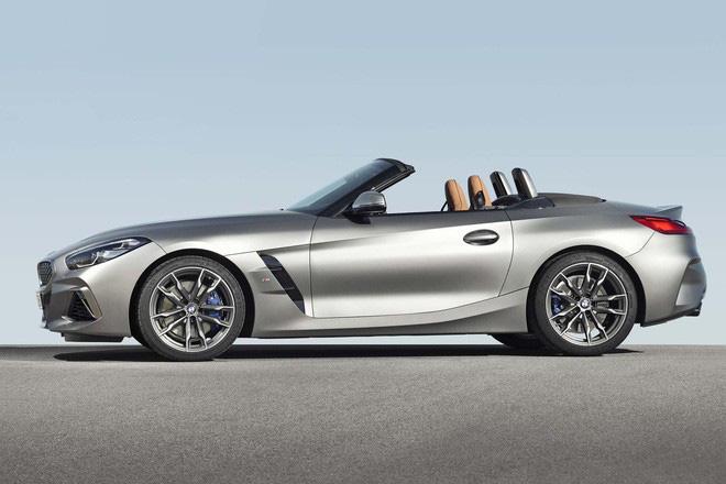'Xe chơi' BMW Z4 2020 chính hãng chào nhà giàu Việt với giá khoảng hơn 3 tỷ đồng - Ảnh 10.