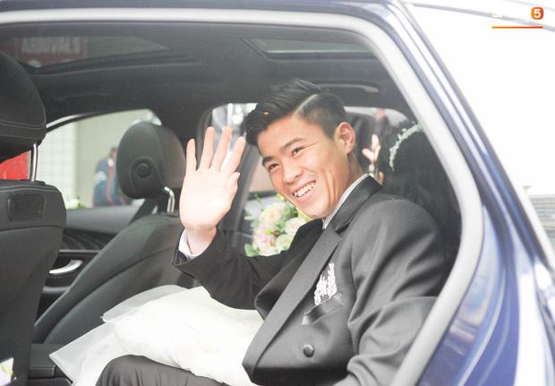 Khoảnh khắc độc: Chú rể Duy Mạnh quẩy cực sung trước ngày cưới công chúa béo Quỳnh Anh - Ảnh 2.
