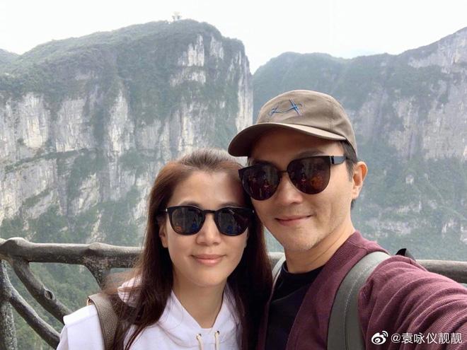 Mấy ai được như cặp Viên Vịnh Nghi - Trương Trí Lâm: 19 năm bên nhau nàng vẫn đỏ mặt, tim đập mạnh khi chụp ảnh với chàng - Ảnh 7.