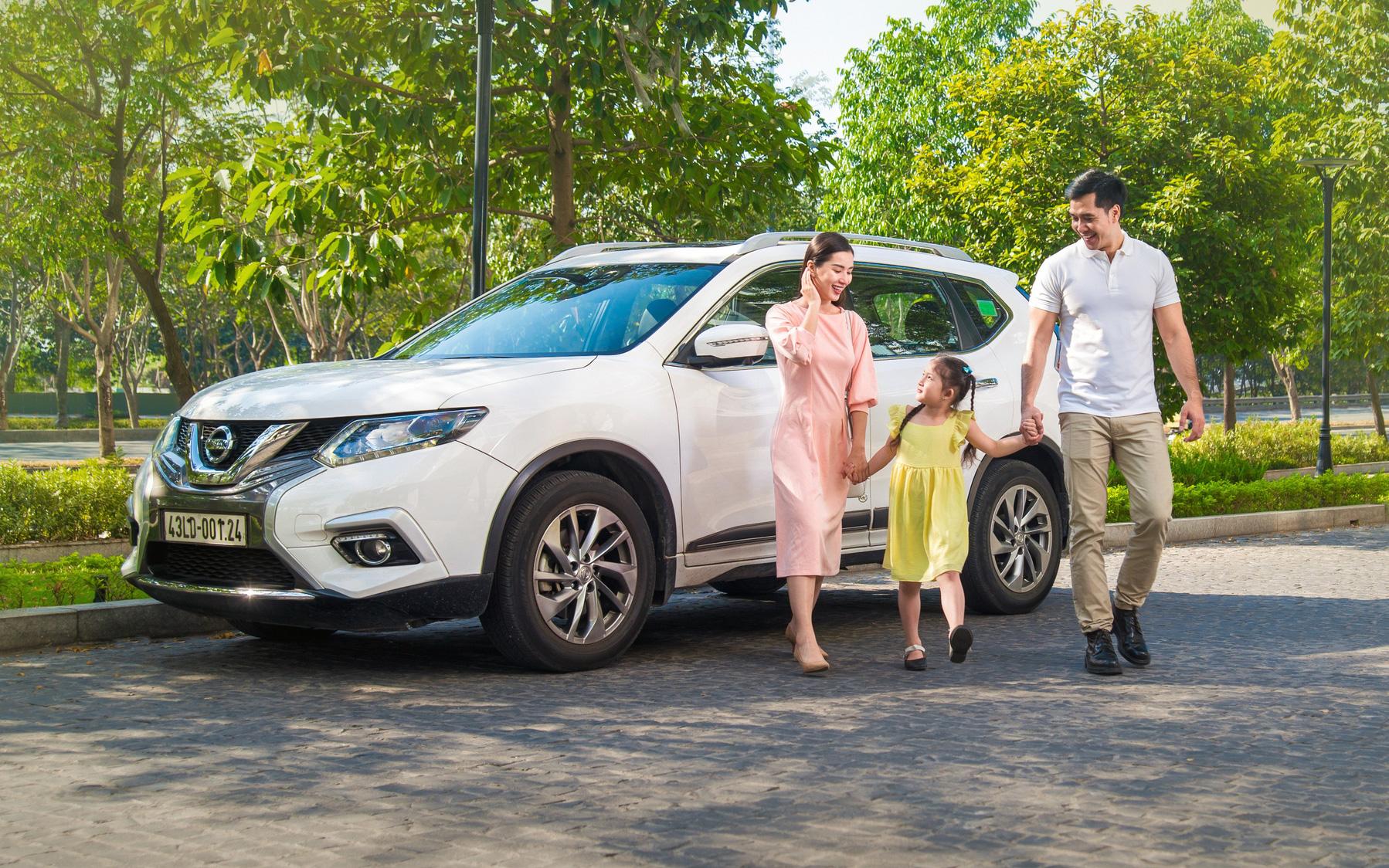 Khai xuân Canh Tý, mua xe Nissan được ưu đãi gì