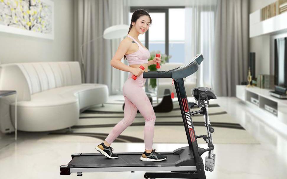 Mỗi nhà đều cần có một máy tập luyện thể thao Toshiko