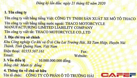 Sau tỷ phú Vượng, tỷ phú Dương sẽ gia nhập thị trường xe máy - Ảnh 1.