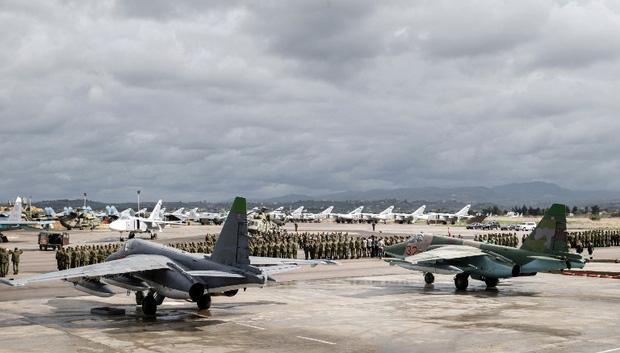 Thổ Nhĩ Kỳ đã thấy quan tài và đổ lệ: Su-34 và Su-35 Nga ra chiêu sấm sét - Ảnh 3.