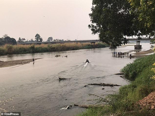 Đi du lịch Thái Lan, cặp vợ chồng bị giết hại bí ẩn, chồng bị nhét xác vào vali trôi sông, vợ biến mất không dấu vết - Ảnh 2.