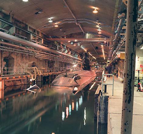 Bí ẩn căn cứ hải quân ngầm lớn nhất thế giới - Ảnh 2.