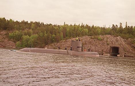 Bí ẩn căn cứ hải quân ngầm lớn nhất thế giới - Ảnh 3.