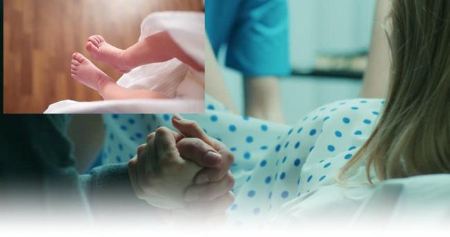 Chờ đợi mòn mỏi 4 ngày mới được sinh con, người phụ nữ sốc nặng khi thấy đứa trẻ chết thảm vì hành động tắc trách của y tá - Ảnh 2.