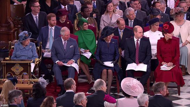 Sự thất vọng hoàng gia: Gia đình Công nương Kate và vợ chồng em dâu Meghan Markle tránh chạm mặt nhau, hạn chế sự tương tác - Ảnh 4.