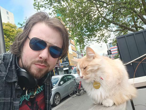 Chú mèo vương giả sở hữu 30.000 người hâm mộ và được tôn vinh như ông hoàng tại quê nhà - Ảnh 5.