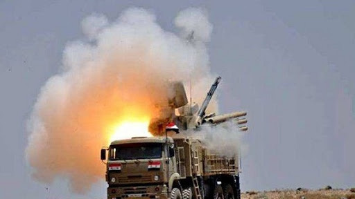 Phòng không Syria bị Thổ vùi dập không thương tiếc: Máu đã đổ, cực kỳ nghiêm trọng - Ảnh 2.