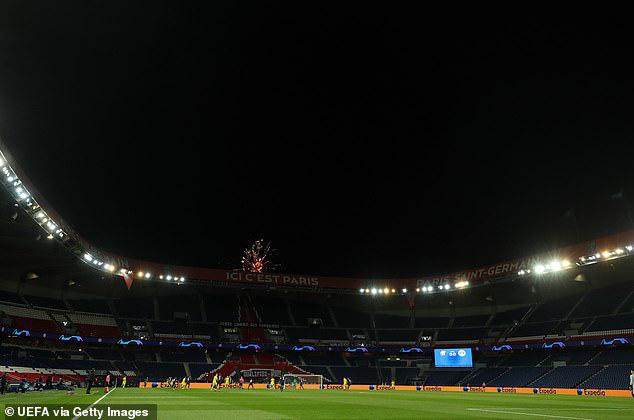Neymar thoát lời nguyền kỳ quặc, PSG nhấn chìm Dortmund giữa đấu trường trống vắng - Ảnh 1.