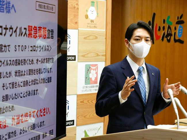 Chân dung thống đốc trẻ nhất Nhật Bản đang khiến chị em phát cuồng: Ngoại hình cực phẩm, tài giỏi hơn người và đi lên từ 2 bàn tay trắng - Ảnh 2.