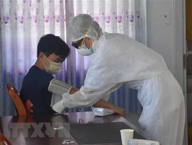 TP.HCM sẽ bổ sung 21.000 giường cách ly phòng chống Covid-19 - Bình Thuận truy hoạt động của BN34 tại Hội Nữ doanh nhân tỉnh - Ảnh 1.