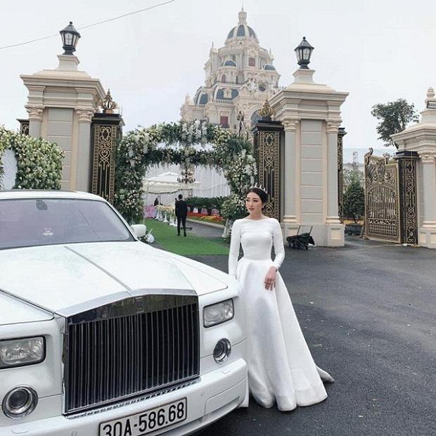 Hé lộ hình ảnh hiếm hoi về con gái mới sinh của cô dâu đeo 200 cây vàng ở Nam Định - Ảnh 5.