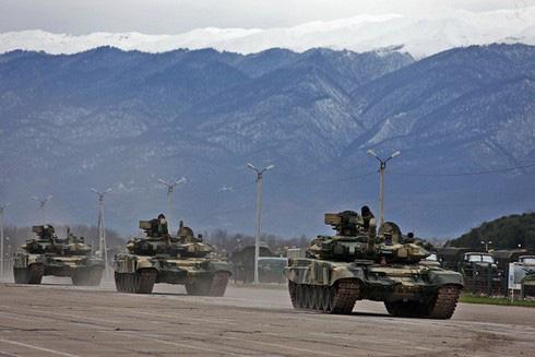 Mỹ và NATO choáng váng trước hàng rào căn cứ quân sự của Nga trên khắp thế giới - Ảnh 5.