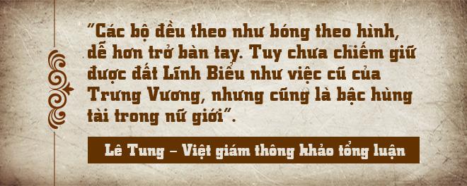 Lệ Hải Bà Vương - người khiến giặc Ngô cảm thán cầm giáo đánh hổ dễ, đối mặt Vua Bà khó - Ảnh 7.