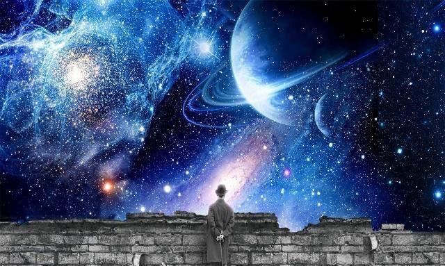 Truy tìm vật thể khổng lồ nhất vũ trụ: Vượt ngoài quy luật vật lý và lớn đến khủng khiếp - Ảnh 1.
