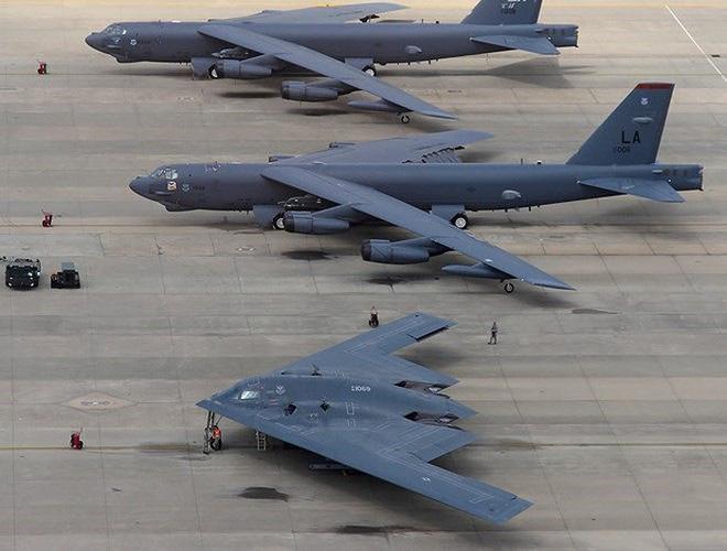 Bất ngờ lớn khi oanh tạc cơ tàng hình B-21 Raider có khả năng không chiến như tiêm kích - Ảnh 11.