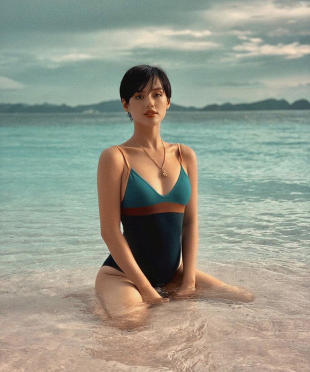 Loạt ảnh mặc bikini nóng bỏng của bản sao Tâm Tít - Ảnh 7.