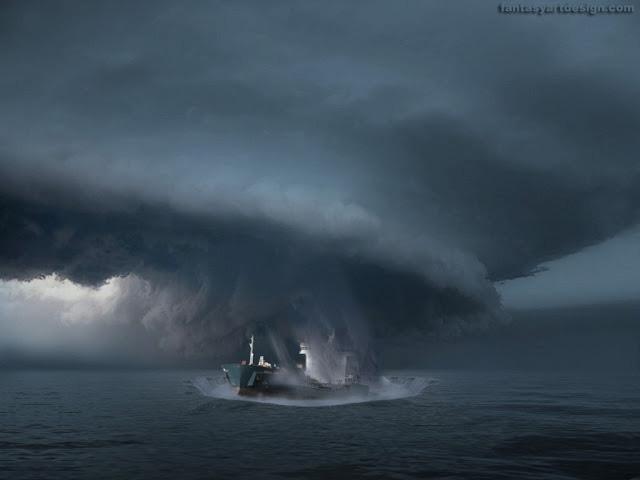 Giải mã bí ẩn hiện tượng sương mù điện tử đột nhiên xuất hiện và biến mất, có thể nuốt chửng máy bay - Ảnh 3.