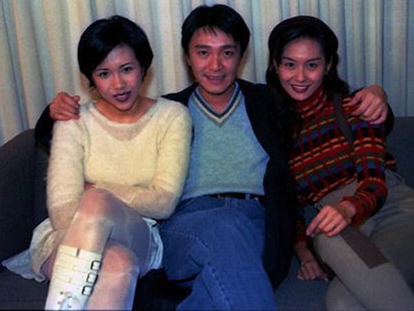 """Sự thật chuyện Chu Ân bắt quả tang Châu Tinh Trì """"ăn vụng"""", khiến Mạc Văn Uý phải trốn vào phòng tắm - Ảnh 3."""