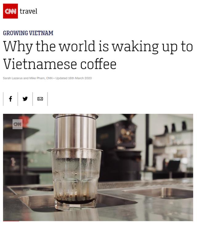 Cafe Việt lại được vinh danh trên CNN không chỉ về chất lượng mà còn vì người Việt tạo được phong cách sống độc tôn, sự thật chúng ta đã làm điều đó như thế nào? - Ảnh 2.