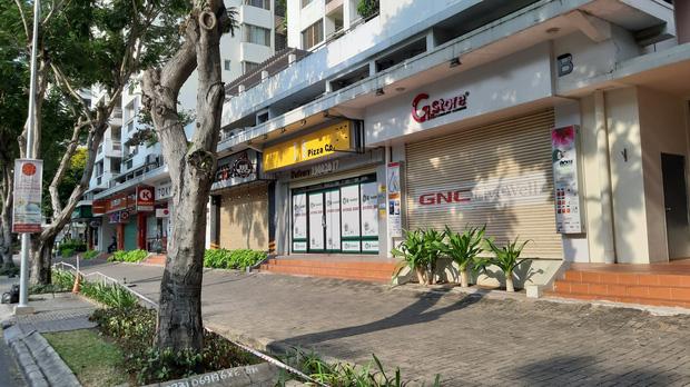 TP.HCM: Phong tỏa, cách ly toàn bộ chung cư cao cấp ở Phú Mỹ Hưng sau ca nhiễm Covid-19 số 66 - Ảnh 11.