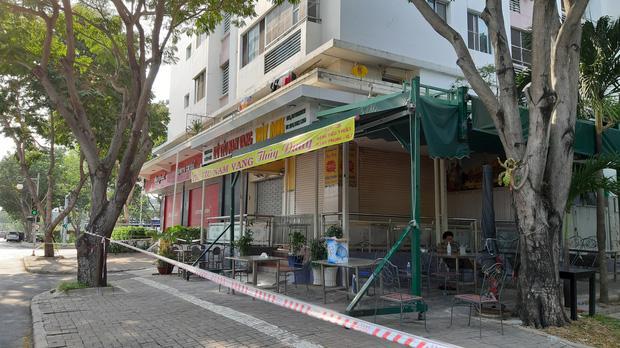TP.HCM: Phong tỏa, cách ly toàn bộ chung cư cao cấp ở Phú Mỹ Hưng sau ca nhiễm Covid-19 số 66 - Ảnh 14.