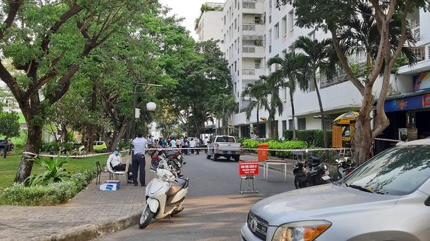TP.HCM: Phong tỏa, cách ly toàn bộ chung cư cao cấp ở Phú Mỹ Hưng sau ca nhiễm Covid-19 số 66 - Ảnh 4.