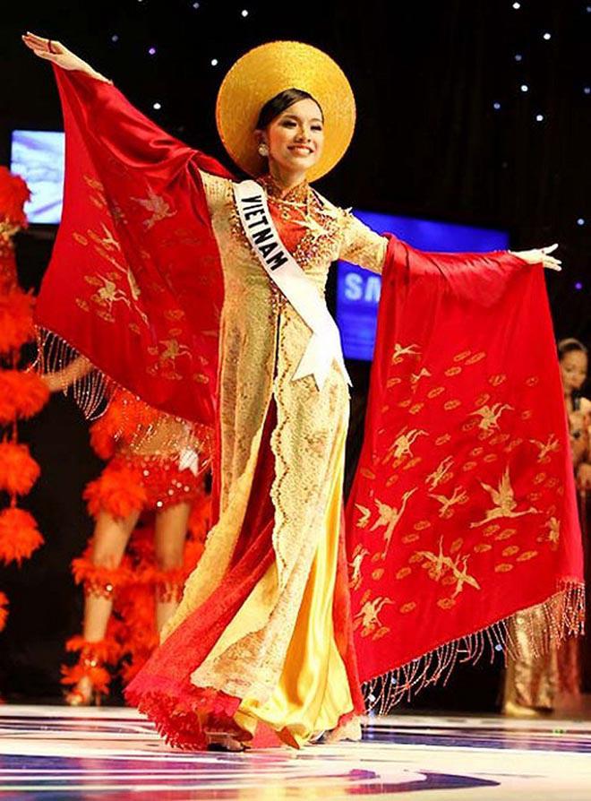Thùy Lâm: Từ giọng ca nhí sáng giá đến hoa hậu đặc biệt nhất Việt Nam - Ảnh 6.