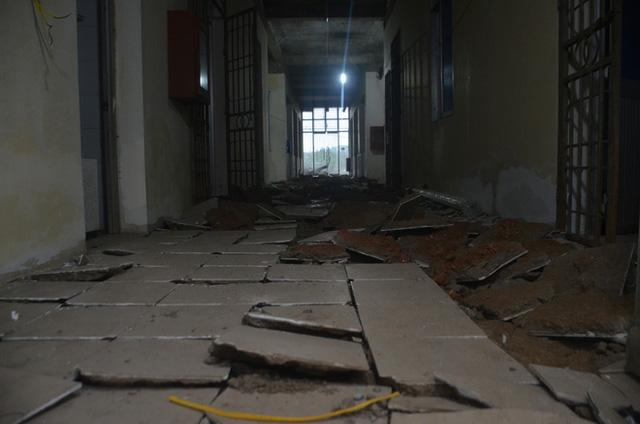 Chùm ảnh: Cận cảnh quá trình biến bệnh viện bỏ hoang ở Hà Nội thành khu cách ly dành cho 200 người - Ảnh 11.