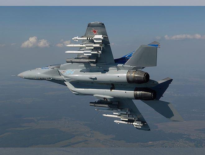 [ẢNH] Bất ngờ với lý do MiG-35 dù được lăng xê vẫn ế ẩm - Ảnh 17.