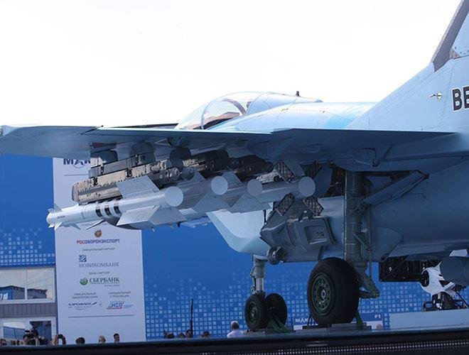 [ẢNH] Bất ngờ với lý do MiG-35 dù được lăng xê vẫn ế ẩm - Ảnh 25.