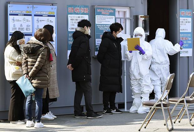 Kế hoạch xét nghiệm Covid-19 quy mô và nghiêm ngặt nhất thế giới ở Hàn Quốc: Cứ 200 công dân thì có 1 người được kiểm tra! - Ảnh 3.