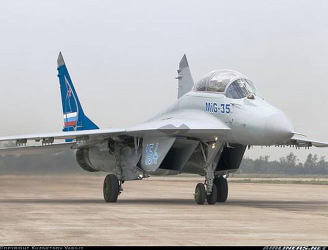 [ẢNH] Bất ngờ với lý do MiG-35 dù được lăng xê vẫn ế ẩm - Ảnh 9.