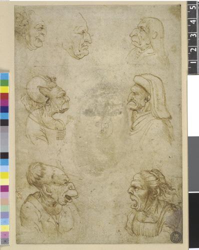 Giải mã bí ẩn trong những bức họa xấu xí trong sổ tay của Leonardo da Vinci - Ảnh 2.