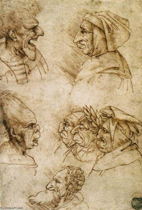 Giải mã bí ẩn trong những bức họa xấu xí trong sổ tay của Leonardo da Vinci - Ảnh 7.