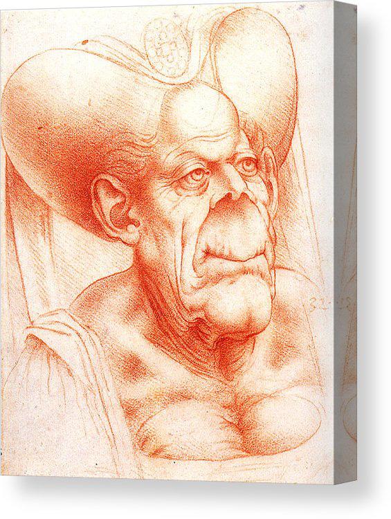 Giải mã bí ẩn trong những bức họa xấu xí trong sổ tay của Leonardo da Vinci - Ảnh 6.