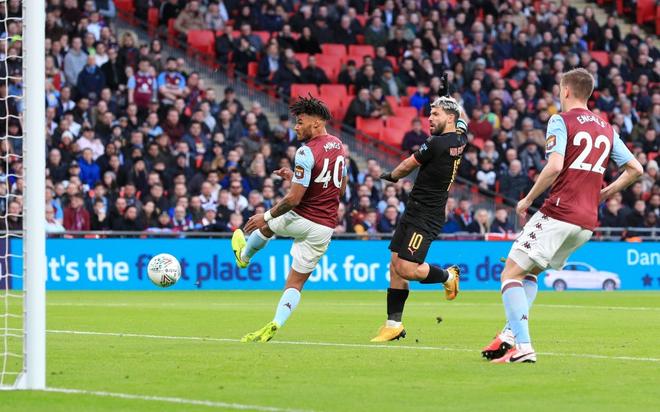 Man City lần thứ ba liên tiếp vô địch Cúp Liên đoàn Anh - Ảnh 1.