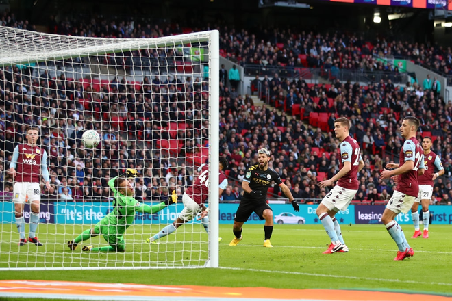 Man City lần thứ ba liên tiếp vô địch Cúp Liên đoàn Anh - Ảnh 2.