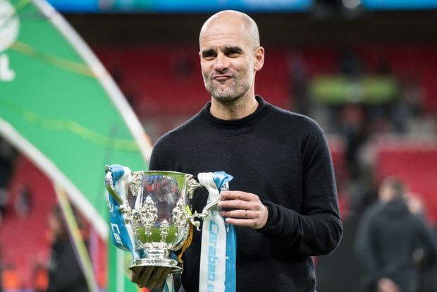 Man City lần thứ ba liên tiếp vô địch Cúp Liên đoàn Anh - Ảnh 11.