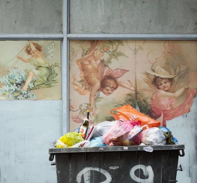 Nhiếp ảnh đường phố và những khoảnh khắc tình cờ đến sững sờ (P1) - Ảnh 14.