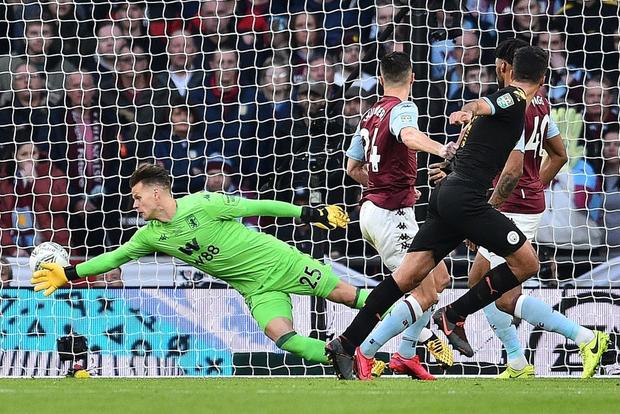 Man City lần thứ ba liên tiếp vô địch Cúp Liên đoàn Anh - Ảnh 4.