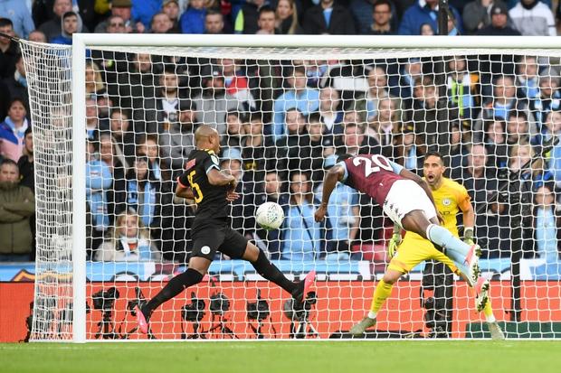 Man City lần thứ ba liên tiếp vô địch Cúp Liên đoàn Anh - Ảnh 5.