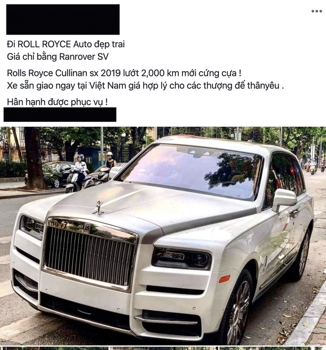 Mới chạy 2.000 km, Rolls-Royce Cullinan có giá bán lại rẻ hơn 20 tỷ so với giá mua mới - Ảnh 6.