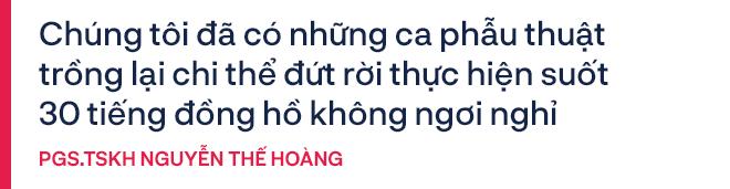 Đòn cân não phía sau ca mổ ở Việt Nam đi vào lịch sử y học thế giới - Ảnh 20.