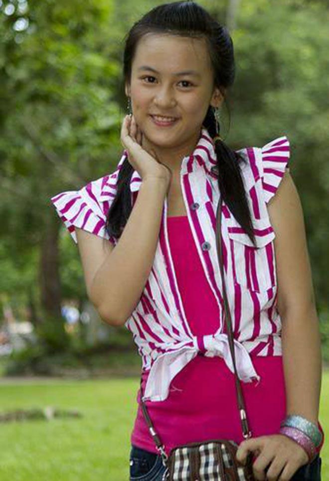 Sự lột xác nóng bỏng của cô bé 13 tuổi đóng phim thiếu nhi dài nhất Việt Nam - Ảnh 4.